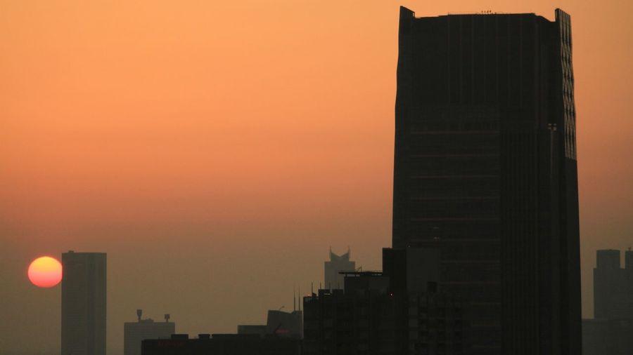 ViewfromTokyoTower Sunset Sunset_collection Sunbeam Tokyomidtown