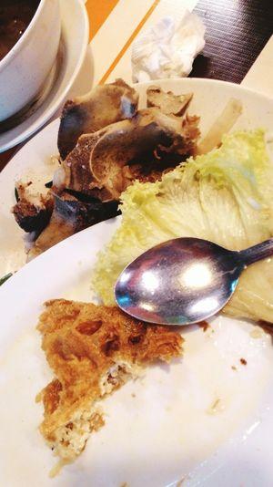 Having Dinner Suptulang @seri thai village Thaivillagepekanpahang