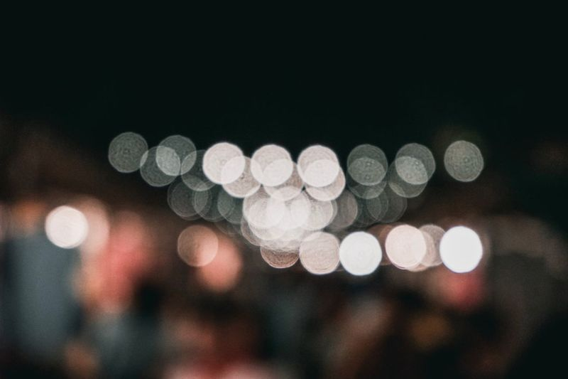 Night Defocused