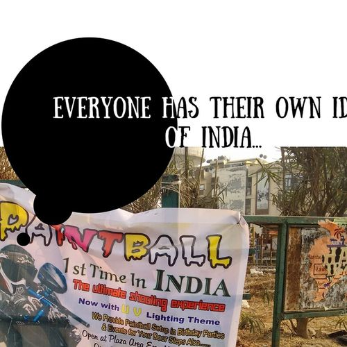 To Each His Own To Each There Own Paint Ball India Marketing Gimmicks