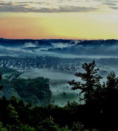Sunrise .....