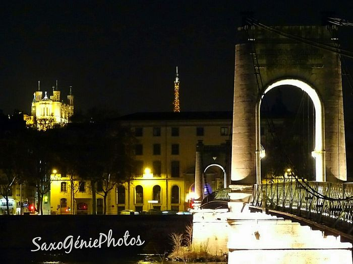 Walking around... En balade... Architecture Historical Monuments Night Photography Beautiful River View