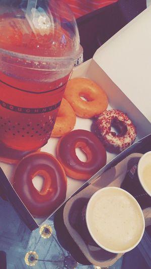 Krespykreme كرسبي_كريم Donuts Food