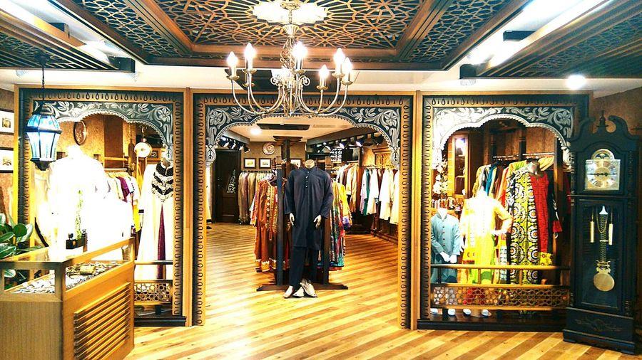 J. Junaidjamshed store birmingham by janan