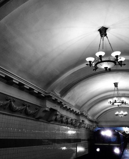 Goodnight ⭐️ Notes From The Underground Architecture Gorod, Kotorogo Net (c)