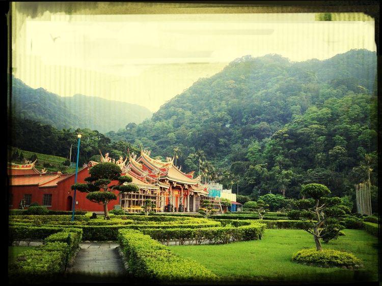 Taiwan Beautiful Temple