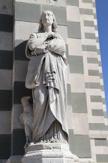 Religious Art Statue Notre Dame De La Garde