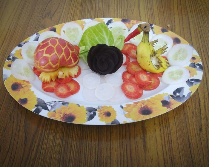 Salad Fruitart
