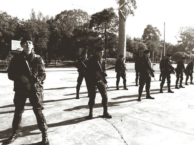 Royal thai army..
