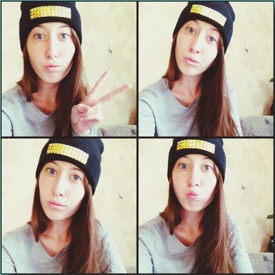 Girls Swag Hello World Russia