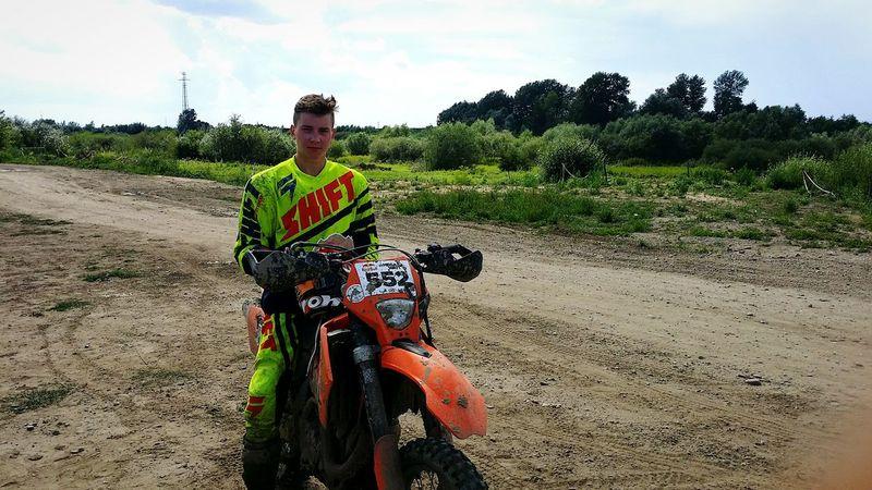 Motocross❤️💛💚 Ktm Muddy Shift Motocrosslife