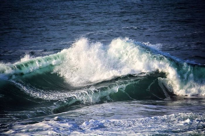 Wave Nature Photography Ireland🍀 EyeEm Nature Lover Beach Showcase: January Wildatlanticway Nature_perfection Ireland Waves Crashing Naturelovers Mayo Ireland Downpatrick Head Cliffs Waves, Ocean, Nature Nature