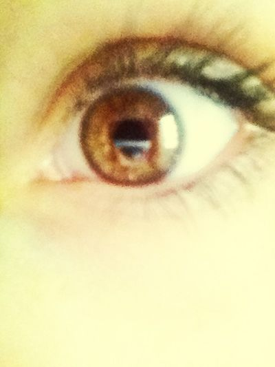 My Eyes Change Colors...