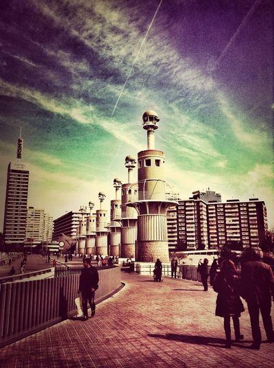 Passejant Ig_worldclub Parc De L'Espanya Industrial
