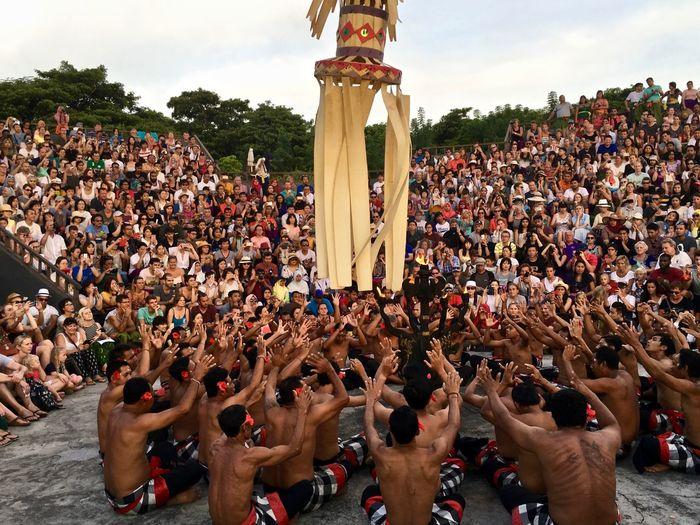 Bali Crowds