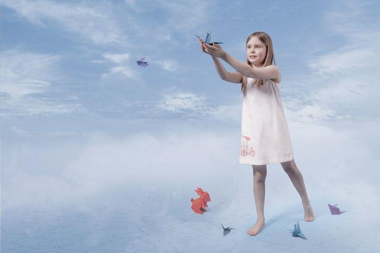 My paper World. Origami EyeEm Best Shots Dreaming Photography Studio