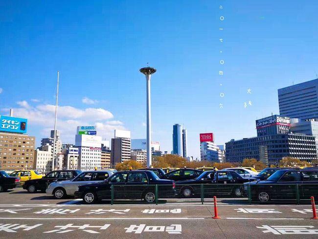 估計離開之前,雨是不會停天是不會晴了。紀念下前兩天的好天氣,晚安! Enjoying Life Japan OSAKA Travel Sunshine First Eyeem Photo Photography Hello World Blue Sky