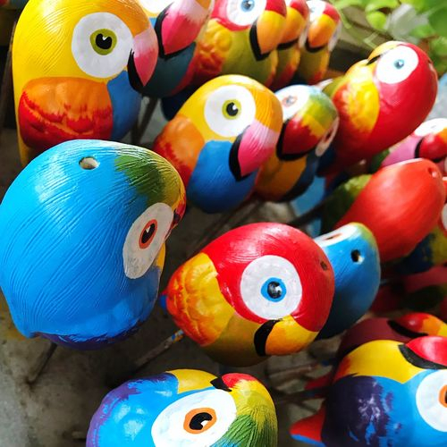 Multi Colored Variation Toy Close-up No People Choice Day Large Group Of Objects Indoors  Animal Themes