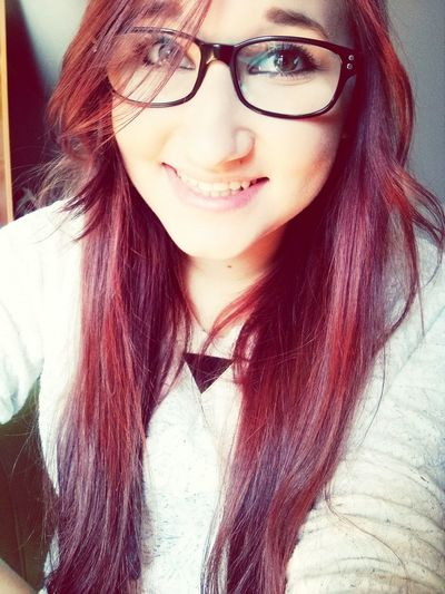 Beauty- No, Crazy- yes! Love Red Hair <3