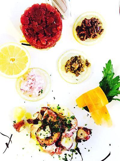 Tasty Dishes 🌊🐠🐙