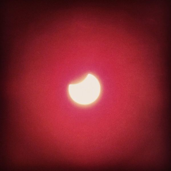 Sole Eclissi Sun Eclipse Filtro Floppy Disk Filter Luna Moon Earth Terra