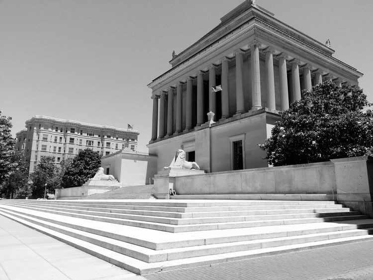 House of the Temple, Washington, D.C. Archival No People Sky Outdoors Day Black And White Samsung Photography Samsung Galaxy S6 Samsung Galaxy S6 Edge Architecture Washington, D.C. Welcome To Black The Architect - 2017 EyeEm Awards Neighborhood Map Lost In The Landscape Black And White Friday