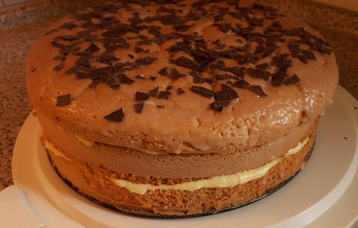 I've baked a cake 😋😋😋😋 Sweet Food Food Food And Drink Cake Dessert Baked Indulgence Temptation Close-up Indoors  Bakery Freshness Ready-to-eat No People Glazed Food Day