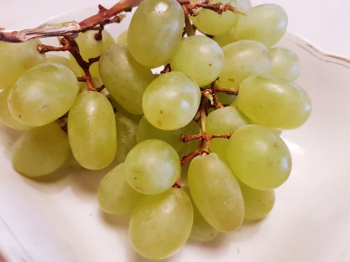 Green grapes Green Grapes Fruit Close-up Green Color Food And Drink Grape