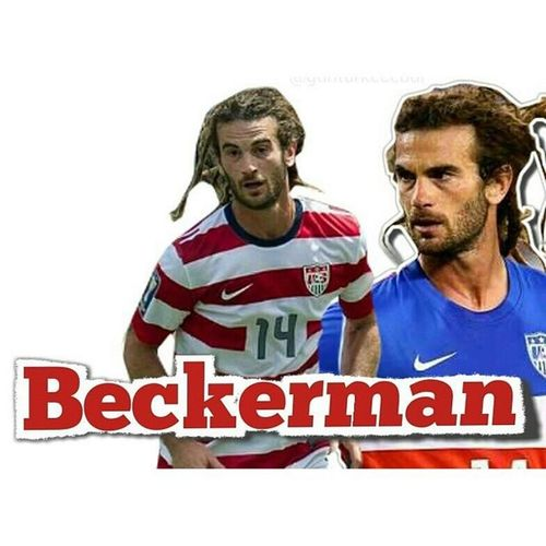 Beckerman USMNT USA RASTA