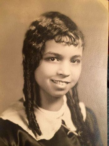 My 2nd great Aunt Marie Neal Pontiflet