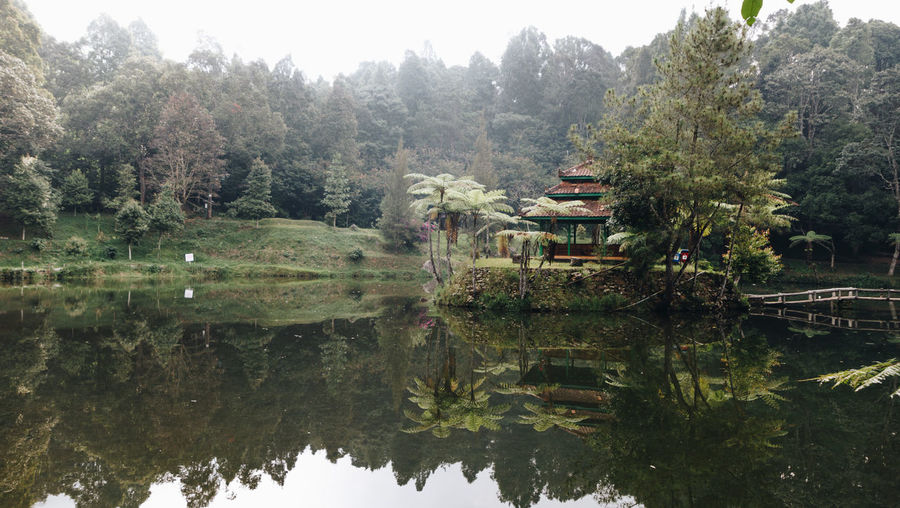 Calm Serenity Beauty In Nature Built Structure Day Green Color Growth Lake Nature No People Non-urban Scene Outdoors Plant Reflection Scenics - Nature Sky Tranquil Scene Tranquility Tree Wallpaper Water Waterfront