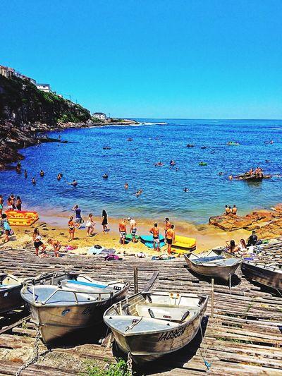 Summer Beach Boats⛵️