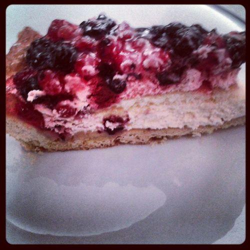 Torta Raspberry Buona InspoPavia festa