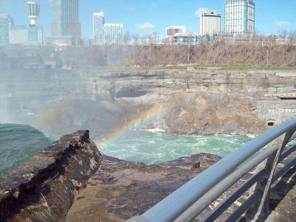 Waterfall Sky Niagra River Niagrafalls Niagara Falls Niagra Falls Nature City