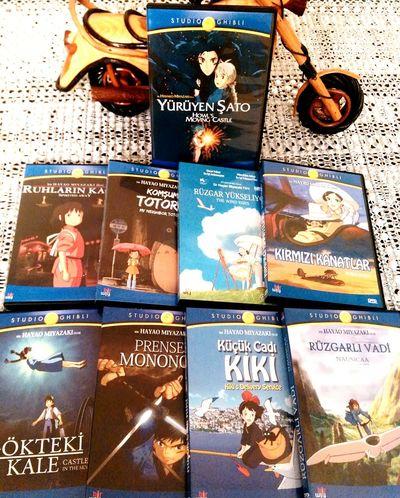 miyazaki dünyasından kendime sakladıklarım😍Hayao Miyazaki OpenEdit
