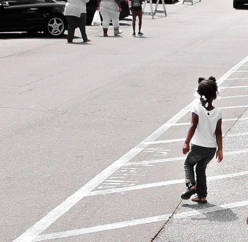 Angel Black DaddiesGirl Kids At Play Love My Heart Playing Princess