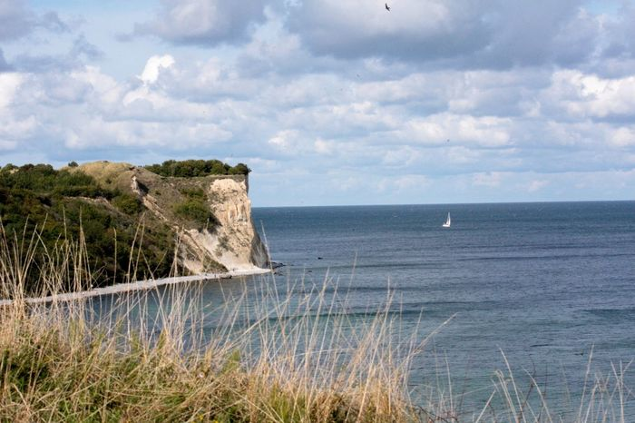 Beauty In Nature Day Growth Horizon Over Water Kap Arkona Nature Nautical Vessel No People Outdoors Rügen Scenics Sea Sea And Sky Seascape #naturelover Seascape Photography Seashore Shore Shore Line Shoreline Shoreline Beach Sky Tranquil Scene Tranquility Water