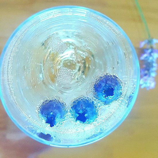 💙Fresh blueberries floating in a champagne glass 💙 July Showcase Summertime Birthday Blueberries Champagne Champagne Glass Drinks Drinks With Friends Drink Photography Enjoying Life Fizzy Drink Bubbly Delicious Photography Photooftheday Picoftheday Hello World Pretty