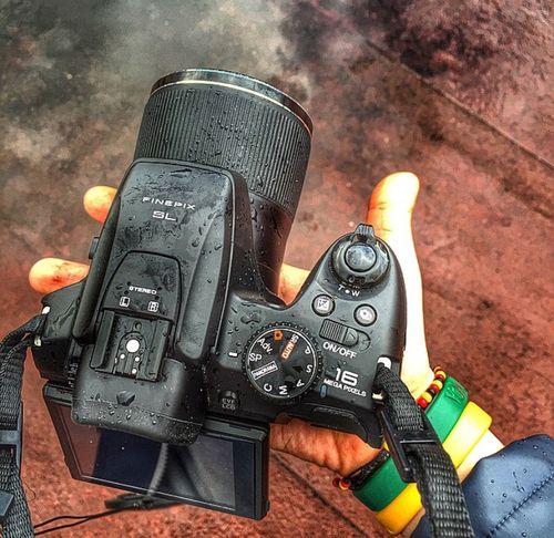 You gotta do what you gotta do Fujifilm Camera Me, My Camera And I Sl1000 Rain City