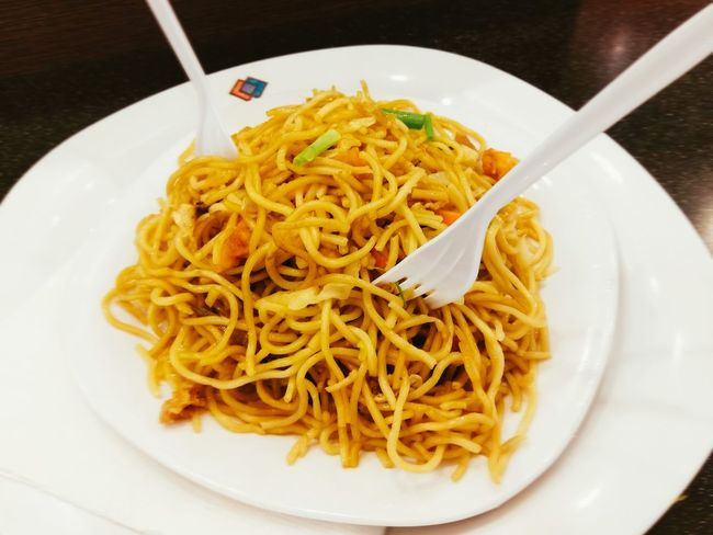 A delicious photo also happens to be my 1st upload to Eyeem... #Noodles #Food #delicious #EyeEmNewHere #EyeEm #PicturePerfect #photography #JustMe #OldButNewToEyeEm #Food Temptation Indoors  Gourmet Healthy Eating Food State Italian Food Close-up Day first eyeem photo