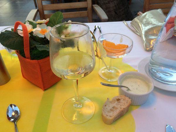 Vacation Time Fuerteventura Dinner Time Enjoying Life