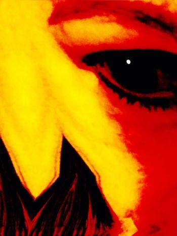 Burning heart shows outside. Free Open Edit Abstractart NEM BadKarma Fresh 3 RedMe NEM Avantgarde Behind The Masks NEM Derelict