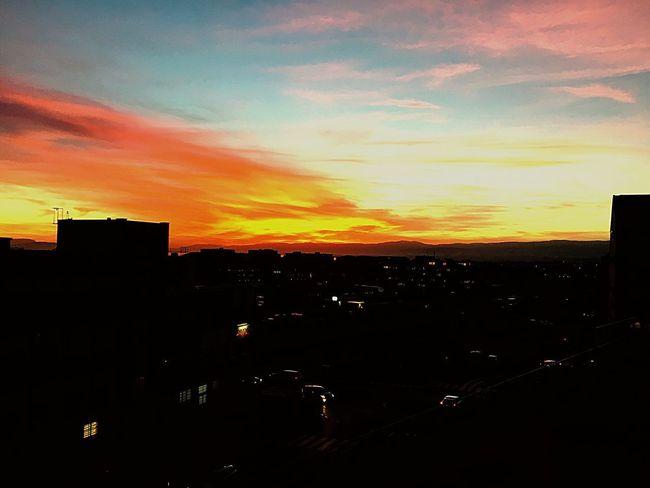 Wonderful Sky Colourful Sky Etml