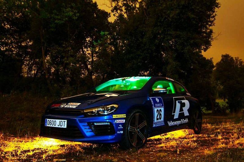 SiroccoR Nightphotography D300s Lightpainting