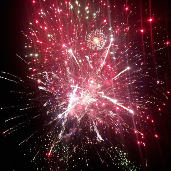 Last night during Victoria Day celebrations. Fireworks LondonOntario London Ontario Fire