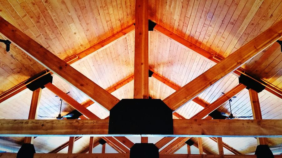 Wood Beams at Work. Beauty In Everything. Architecture is Neat Grain Wedding Lookingup Ceiling Wedding Banquet Ceremony Elburn Above 43 Golden Moments at a wedding