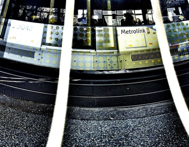 Tram Crossing Tram Crossing Metrolink On The Way Pivotal Ideas