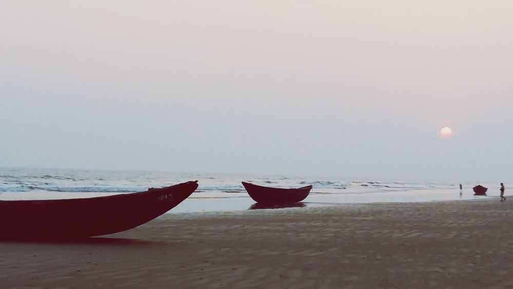 digha beach most popular beach in india West Bengal Digha Beach Nautical Vessel Beauty In Nature Water Sky Day