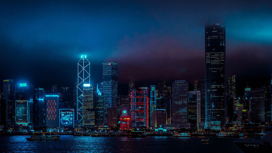 #a6500 #cityscape #fe1635 #hongkong #nightview #sony #sonya65 #urbanphotography