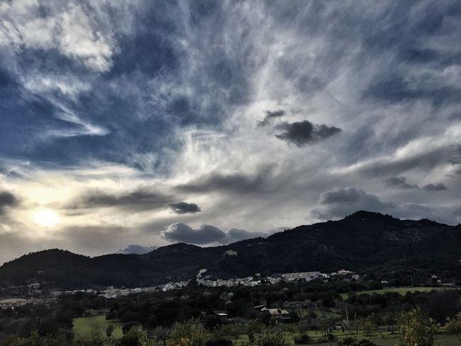 Mallorca Landscape Mancordelavall
